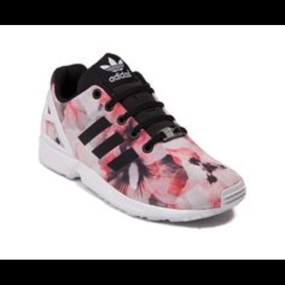 adidas Shoes - Adidas Floral Torsion running ortholite shoes f3d1a75e60